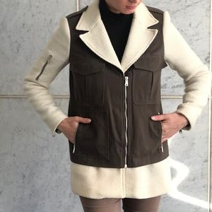 [Zara Trafaluc] Military Jacket